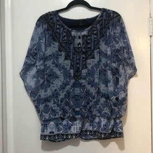 Style & CO women's blouse (Large)